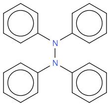 c1ccccc1N(c2ccccc2)N(c3ccccc3)c4ccccc4