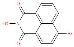 O=C(C1=C2C(C(Br)=CC=C23)=CC=C1)N(O)C3=O