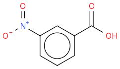 O=[N+]([O-])c1cc(C(=O)O)ccc1